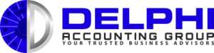 Delphi Accounting Group logo small landscape